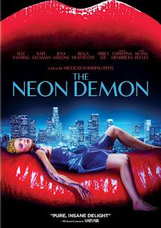 El Demonio Neón/The Neon Demon [2016] [DVD5] [Latino]