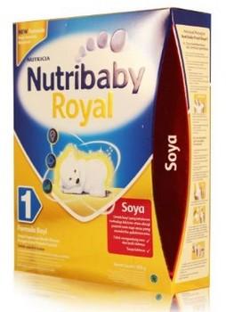 Nutribaby Royal Soya