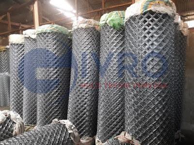 Distributor Kawat Harmonika PVC & Galvanis