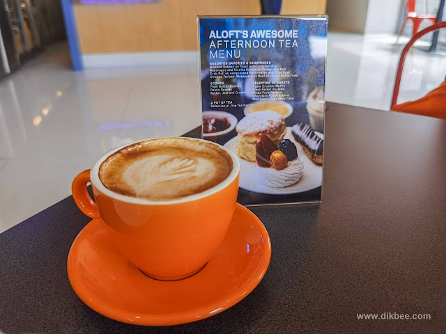 Santai Hujung Minggu Menikmati Aloft's Awesome Afternoon Tea