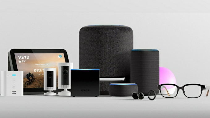 Amazon Just Unveils New Gadgets At Their Latest Hardware Event