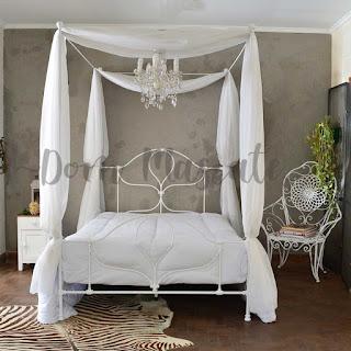 cama casal com dossel linda quarto decorado dom mascate