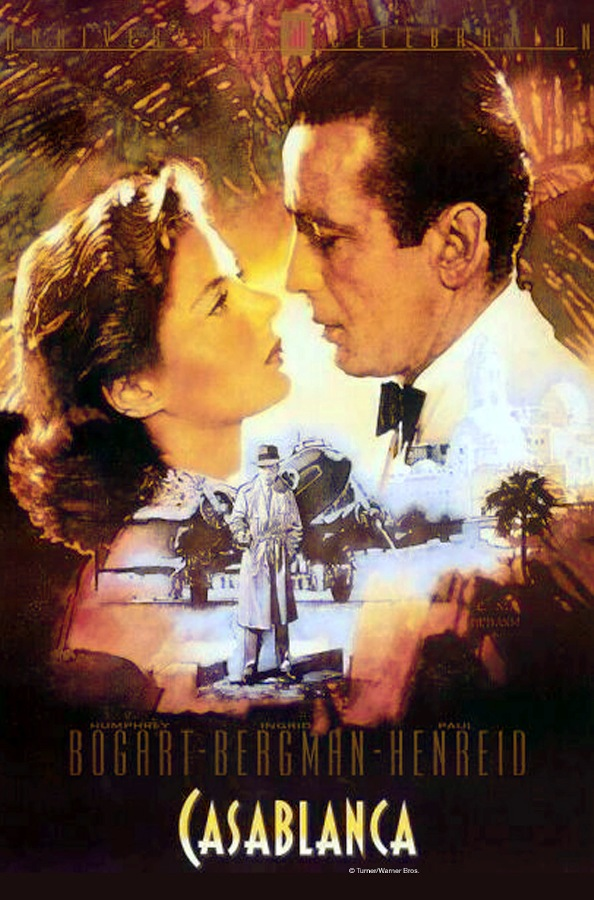 Kazablanka Casablanca 720p Türkçe Dublaj Tek Parça Izle Film