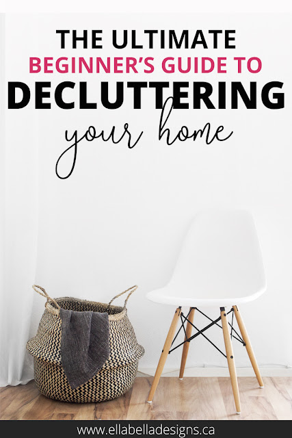 The Ultimate Beginner's Guide to Decluttering Your Home