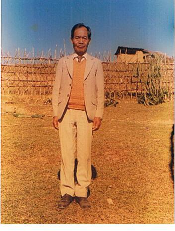 The Rev'd: Ka pu chanchin