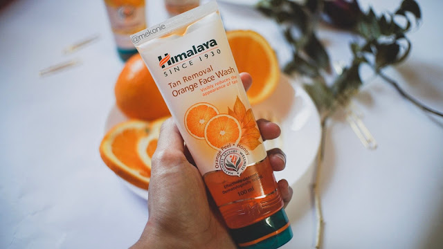 BYE KULIT GELAP DENGAN HIMALAYA ORANGE RANGE TAN REMOVAL & WOMEN'S WELLNESS