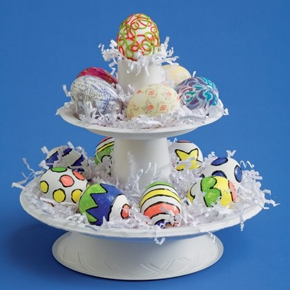 Tiered Egg Stand
