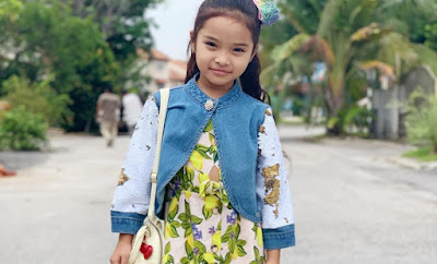 Biodata Dhia Ly Pelakon Drama Kerana Dia Manusia Biasa
