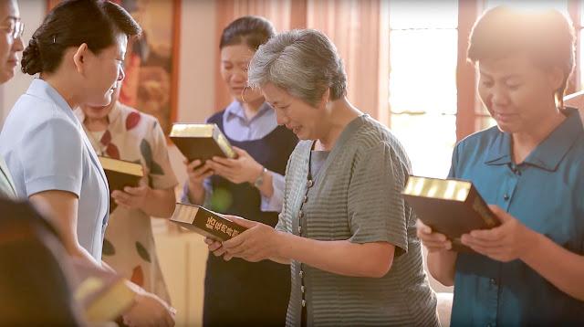 東方閃電   全能神教會   傳福音圖片