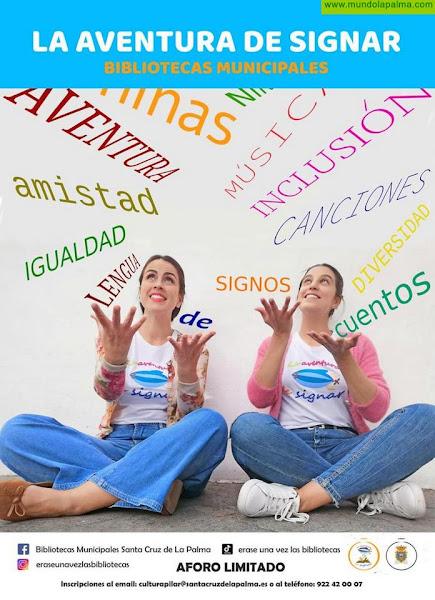 El Ayuntamiento capitalino organiza cuatro sesiones divulgativas para impulsar la lengua de signos