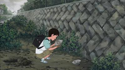 Kôichi and stone
