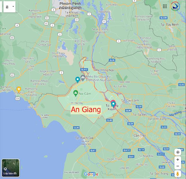 Tiềm năng phát triển nghề nuôi yến tại An Giang