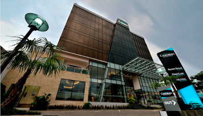 Hotel California Bandung Hotel dengan Lokasi Paling Strategis