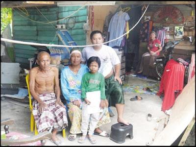 Keluarga Bidoh Ishak