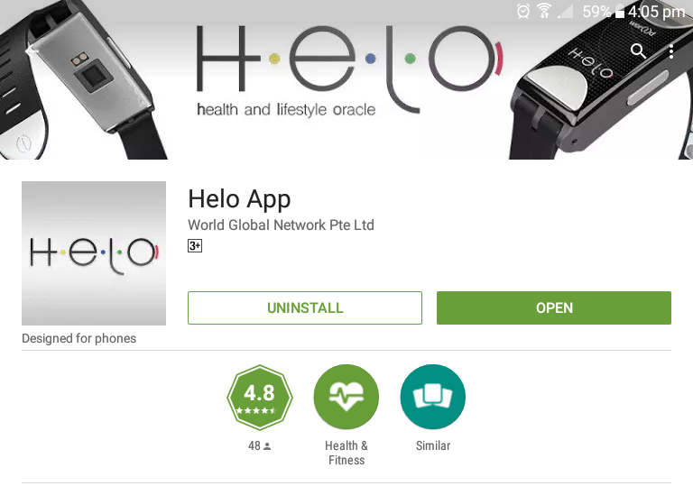 Wor(l)d Your Network: Helo App Now launched downloads