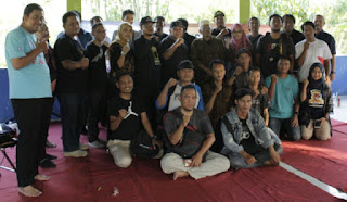 Bawaslu Kota Cirebon Jalin Silaturahmi Dengan Wartawan Dalam Media Gathering 2019
