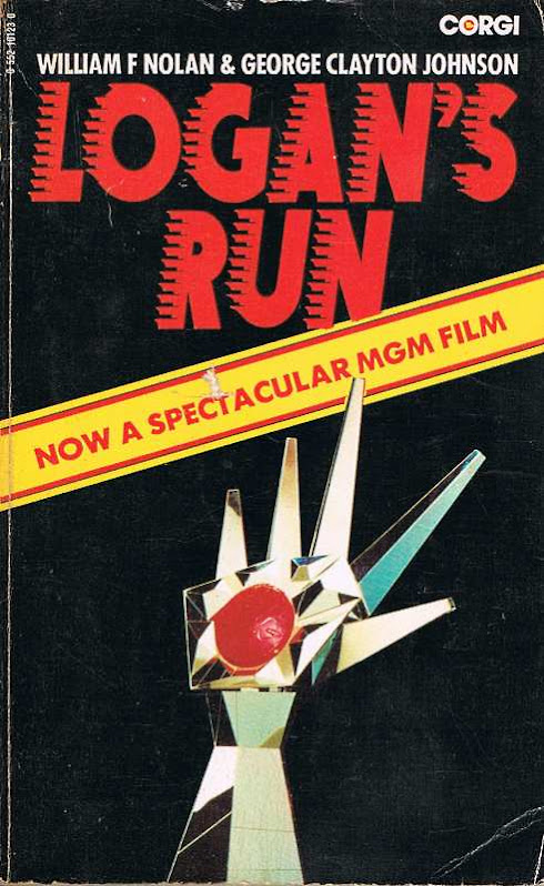 Logan's Run - 'New Wave SF' cover version