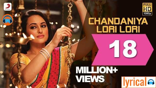 Chandaniya Chup Jana Re Lyrics in English – Shreya Ghoshal | Rowdy Rathore