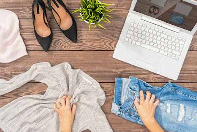 4 Tips Berhasil Jual Pakaian Bekas Pakai