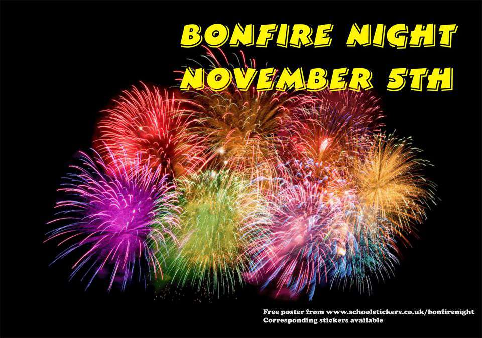 Bonfire Night Wishes Images