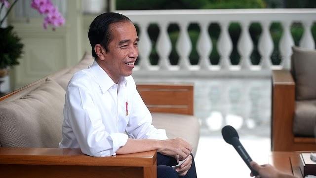 Jokowi: Saya Tidak Berminat Jadi Presiden Tiga Periode