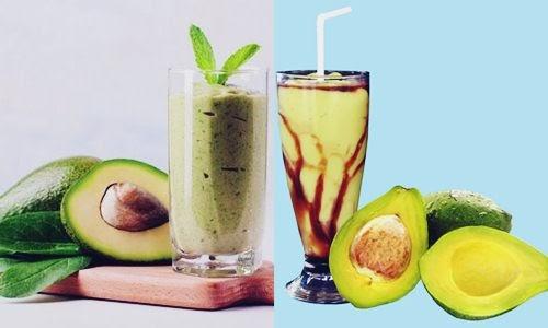Cara Membuat dan Resep Jus Es Kopi Alpukat - Avocado Coffee Smoothies Menyehatkan - chef.heru.my.id
