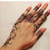 Designer Mehendi Designs for Hands
