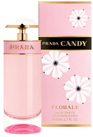 prada candy florale recensione