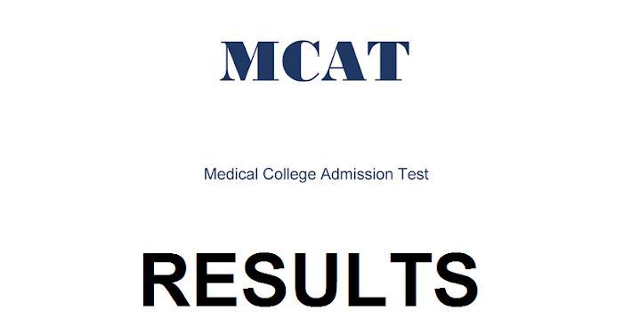 MCAT Entry Test Result 2018 Announced - UHS Lahore MDCAT Results Online