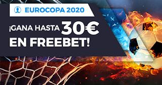 Paston promo Eurocopa 2020 10-15 octubre 2019