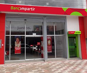 Oficinas Bancompartir Santander