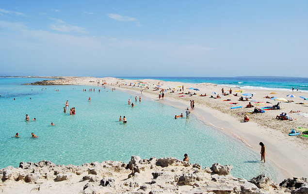 Holidays in Formentera, Balearic Island, Spain