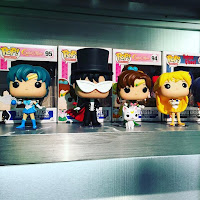 Toy Fair Sailor moon Pops! 1