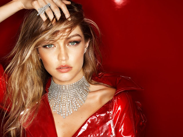 Messika Jewelry Gets Festive with Gigi Hadid