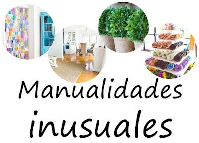 4 Manualidades para el hogar inusuales por conocer