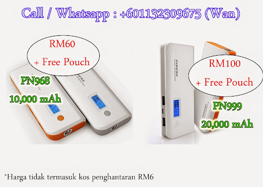 Pineng Original Powerbank