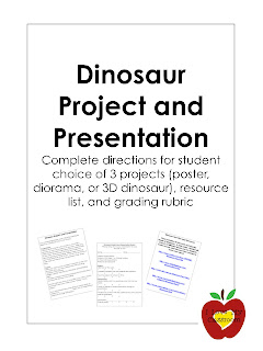 I Love My Classroom: Sunday Store Update: Project Time!