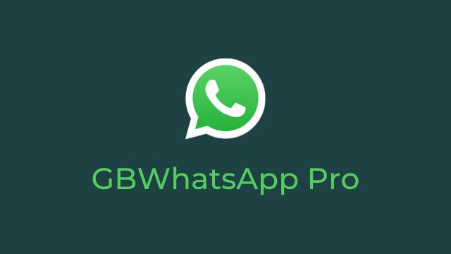 GBWhatsApp Pro Apk [Antiban]