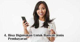 Bisa Digunakan Untuk Pembayaran Transportasi Umum, Toll dan Belanja merupakan salah satu manfaat menggunakan e-money