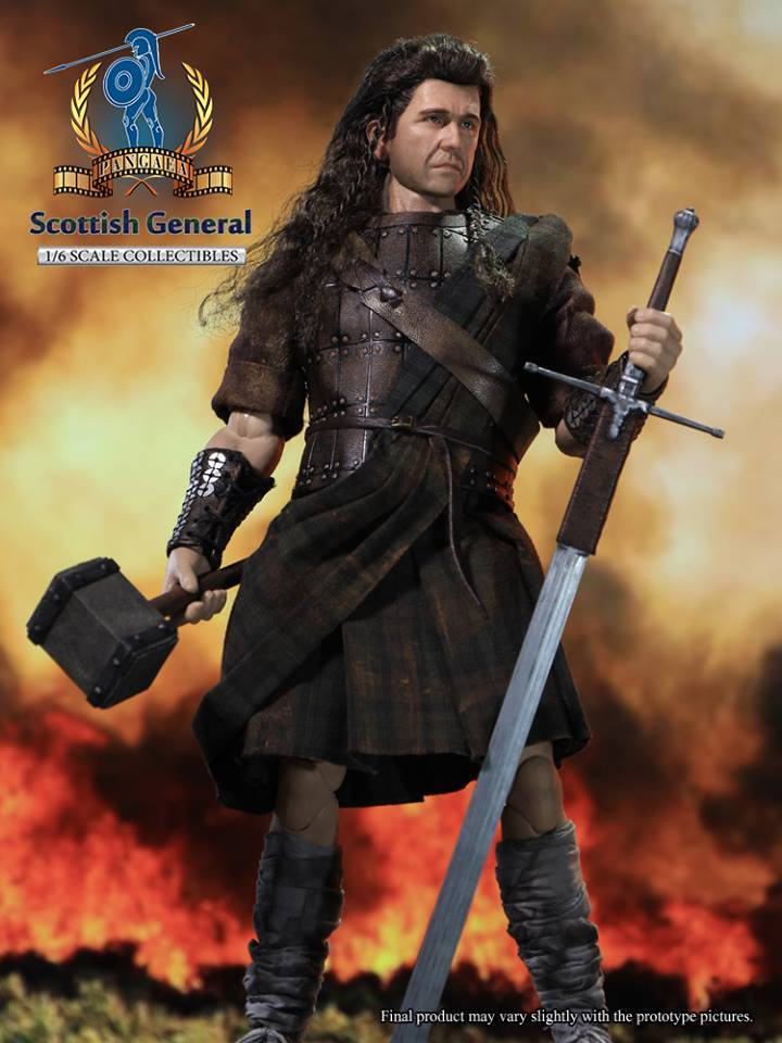 William Wallace Wig 81