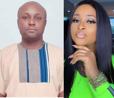 ''When will Edo people have sense?''- Etinosa mocks Davido's aide, Israel, after DJ Cuppy threatened to sue him over his comment about her collaboration with Zlatan