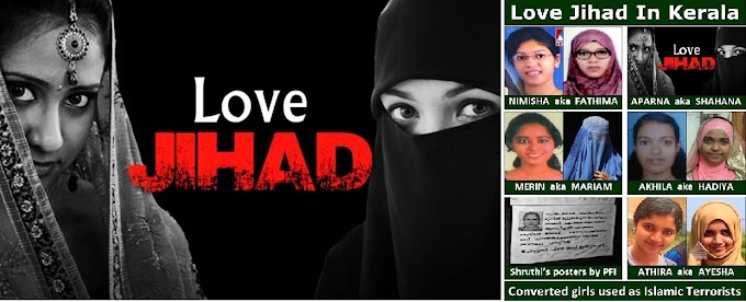 Be conscious about Love Jihad and Save your children
