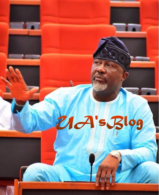 Dino Melaye writes police IG, lists condition to submit self