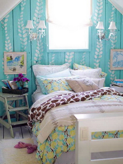 Turquoise Bedrooms 5