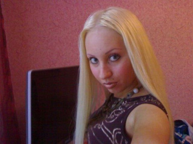 Girl from social network