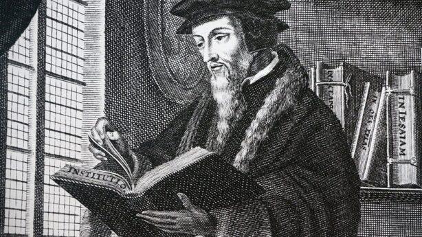 Teología de Juan Calvino