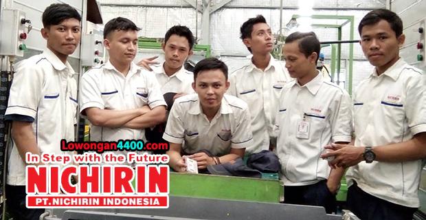 Lowongan Kerja PT. Nichirin Indonesia Karawang September 2018