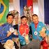 Cristian Ribera leva prata na Copa de para ski cross country