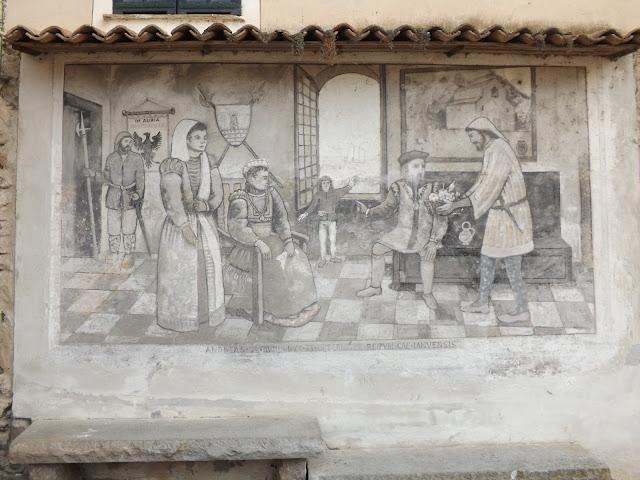 Dolceacqua fresque