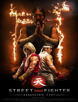 Street Fighter: Assassin's Fist (2014) [DVDRip] [1 Link] [Castellano] [Mega]